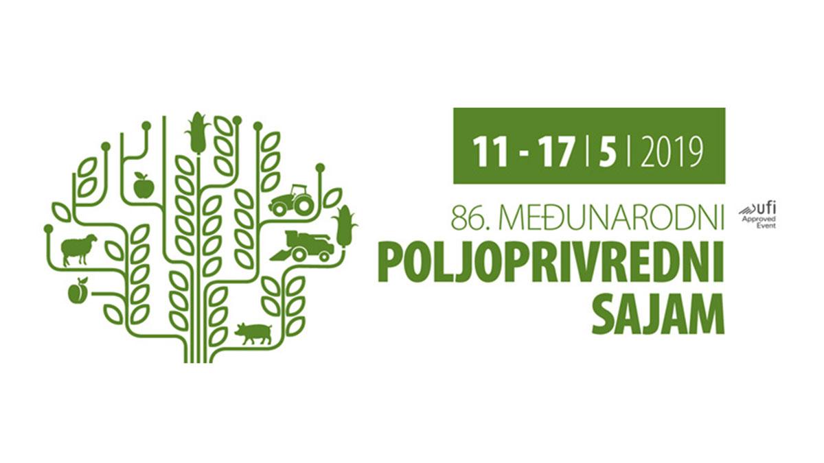 Posetite nas na međunarodnom POLJOPRIVREDNOM SAJAMU u Novom Sadu 11-17 Maja