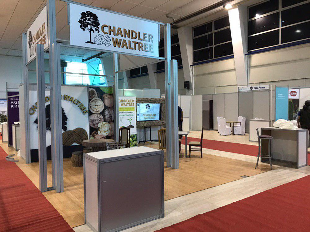 Chandler Waltree d.o.o na Šumadijskom sajmu poljoprivrede u Kragujevcu